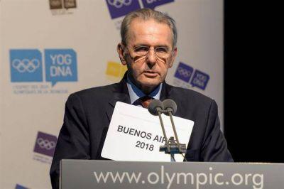 Las 10 claves para conocer el proyecto de los Juegos Ol�mpicos de la Juventud Buenos Aires 2018