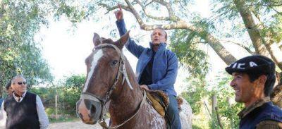Del Sel enfrenta a dos pesos pesados, con la carga de repetir la elección del 2011