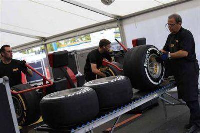 Por los neumáticos, los pilotos de F1 podrian retirarse del GP de Alemania