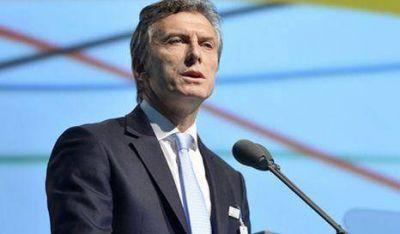 """Macri: """"Esto es un gran desafío"""""""