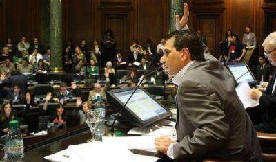 La Legislatura celebr� la llegada de las Olimp�adas Juveniles 2018