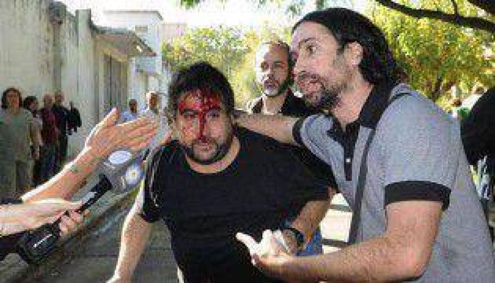 Recordaron la represión en el Hospital Borda