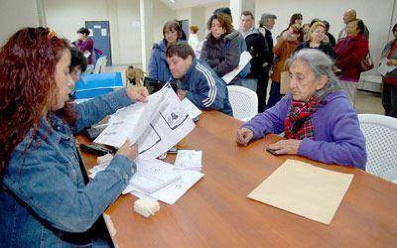 El municipio visita los barrios para que los vecinos hagan gestiones y consultas.