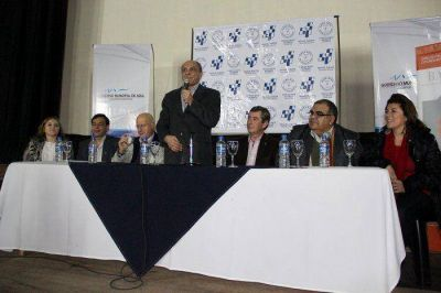 Jornada de infectolog�a hospitalaria en Azul