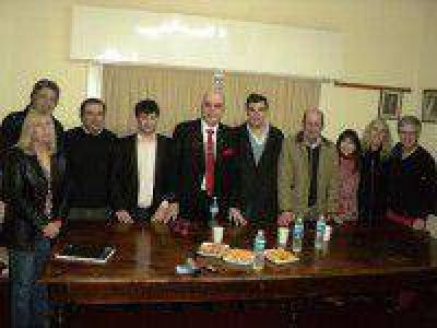 En el Comité Radical se presentó la lista del Frente Progresista Cívico y Social