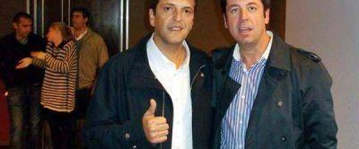 El concejal Jorge Ortega se reunió con Sergio Massa