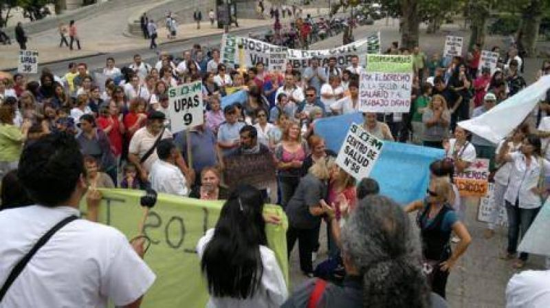 Los municipales marcharán en contra del Impuesto a las Ganancias