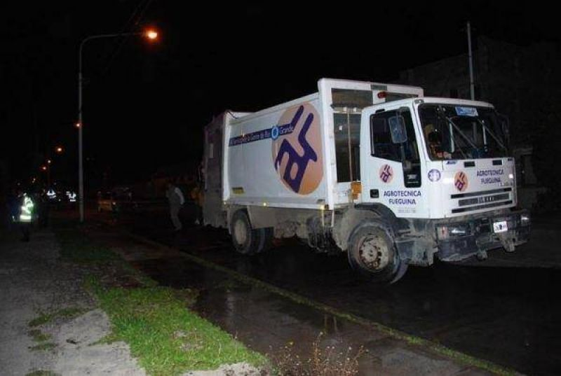 En Tierra del Fuego Camioneros adherirán al paro nacional del lunes