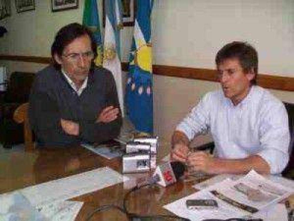 El intendente presentó a Eduardo Laphitzborde en la Dirección de Minoridad