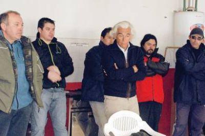 Un grupo de obreros pedirá a la provincia que se dé marcha atrás con la expropiación