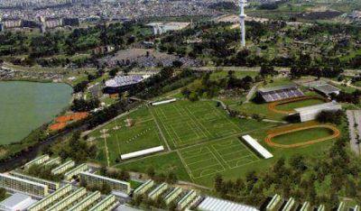 Juegos Ol�mpicos Juveniles aportar�n dos mil viviendas sociales