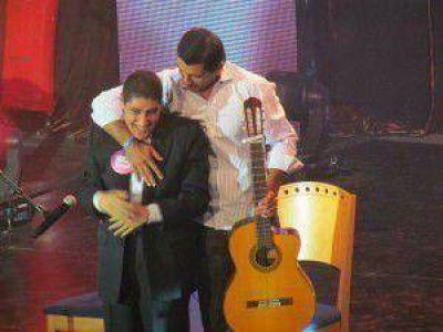 """Omar López brilló en """"Soñando por Cantar"""" y emocionó con su versión de """"Honrar la vida"""""""