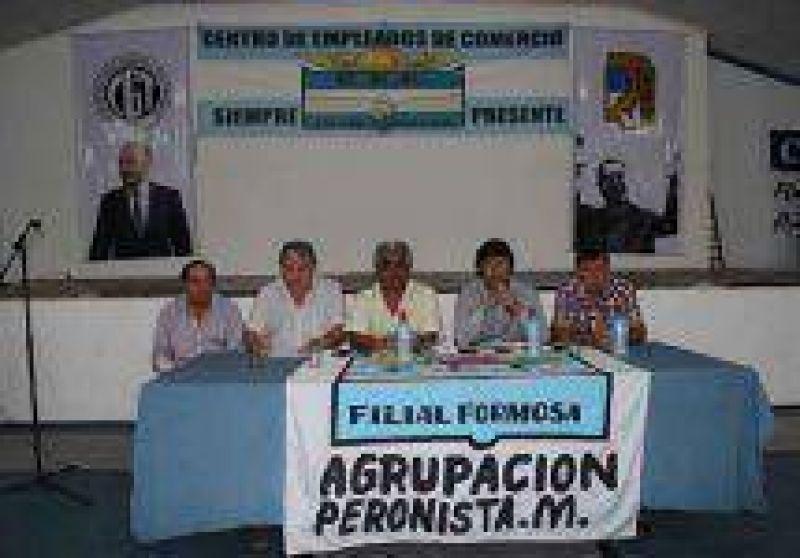 Hilario Martínez fue reelegido delegado en la CGT Formosa