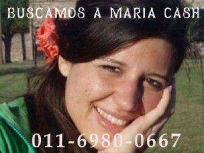 Se cumplen hoy dos años de la desaparición de María Cash