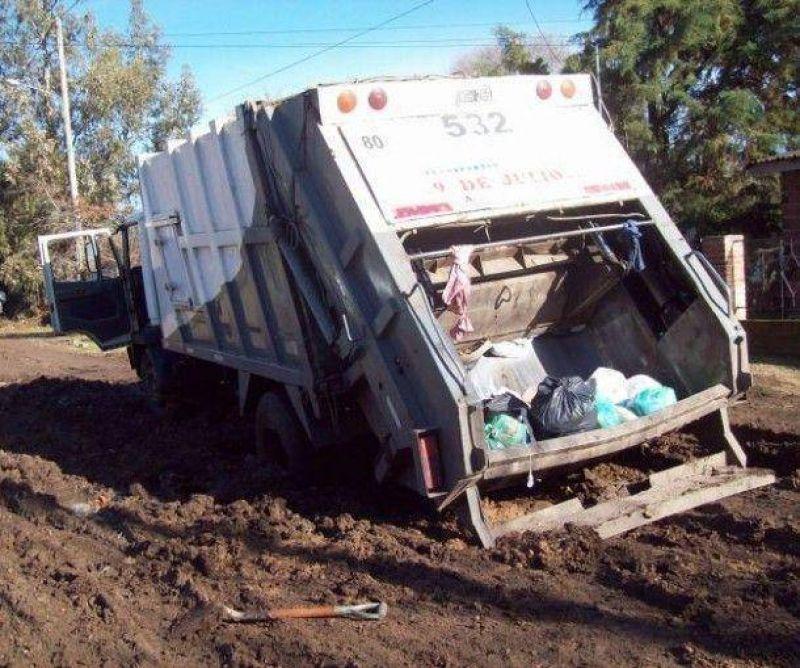 Paro de camioneros afectará la recolección de residuos