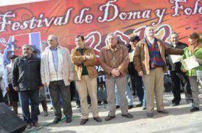 Zamora asistirá a la 4º Edición del Festival de Doma y Folklore
