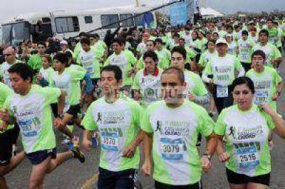 La Ciudad corrió con más de 5 mil personas en El Jumeal