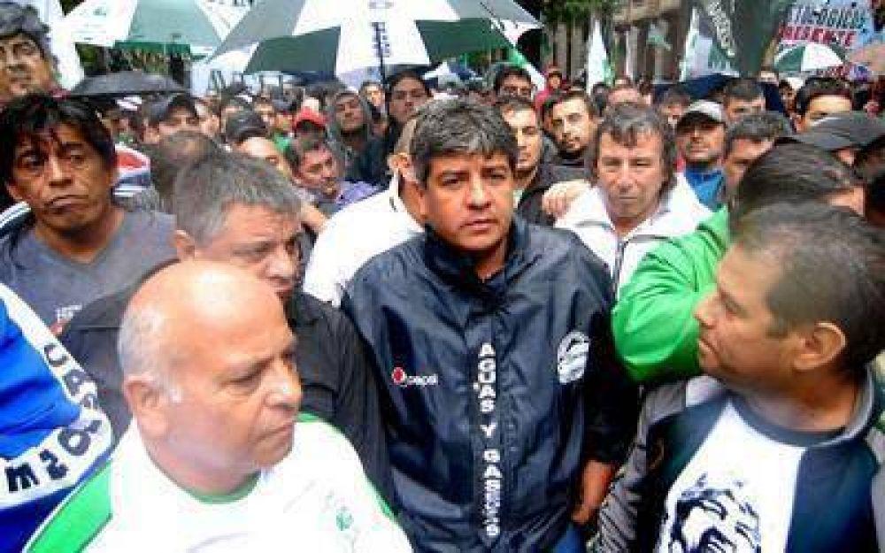 Camioneros: Paro nacional impulsado por Moyano y marcha a Plaza de Mayo