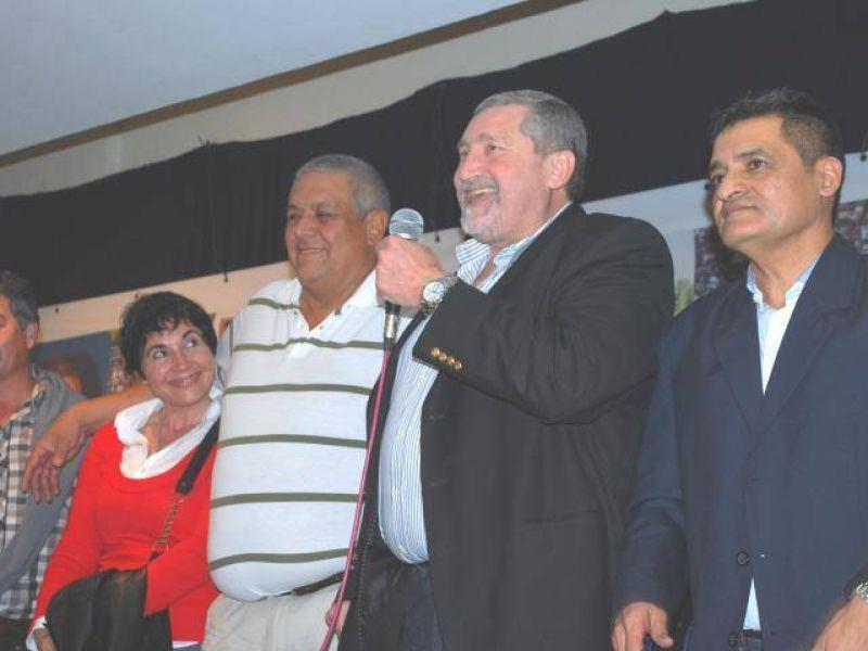 """El """"Mata"""" Rodriguez, renueva su cargo"""