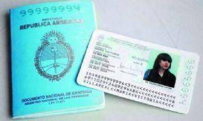Grave denuncia por documentos de identidad mellizos