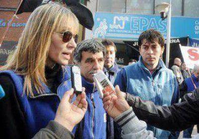 Remueven a la directora obrera del EPEN