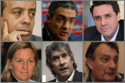 Finalmente, serán 6 los candidatos a intendente