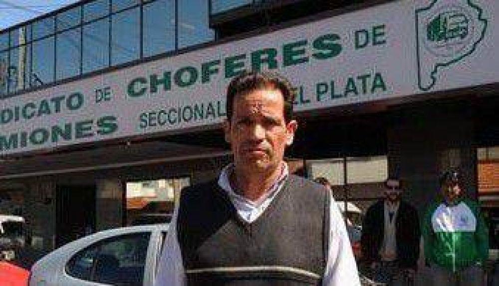 """Luis Martín aseguró que """"ningún compañero está trabajando bajo presión"""""""