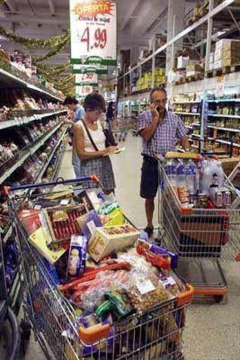 Pese al freno de la economía, la inflación sigue siendo alta