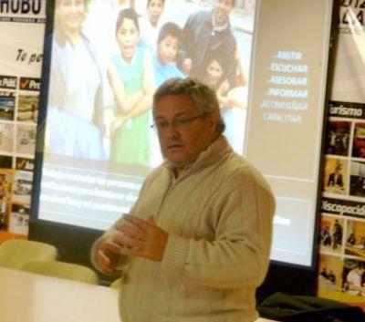 Provincia presentó proyecto integral de inclusión de la discapacidad