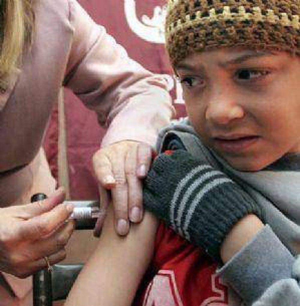 Gripe: Hay menos casos, pero más vacunación