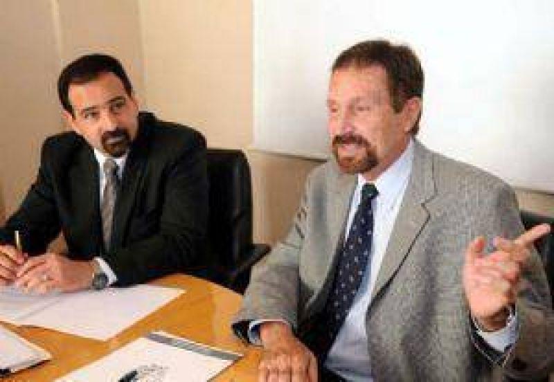 Los Andes firmó el Acuerdo por la Seguridad