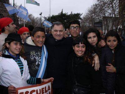 Florencio Varela: Acto del 9 de Julio