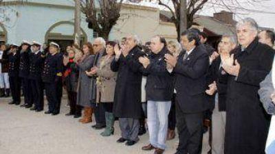Celebración del 197º aniversario de la Independencia argentina