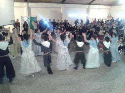 Se realizó el acto oficial del 9 de julio en Los Pinos