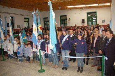 En El Socorro se celebró el 197º aniversario de la Independencia Nacional