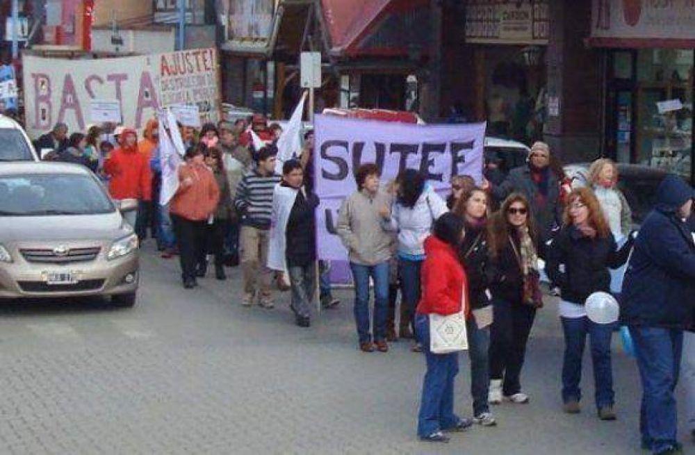El SUTEF salió a desmentir al Gobierno