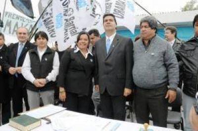 Urien tiene nueva intendente; es Liliana Pascua