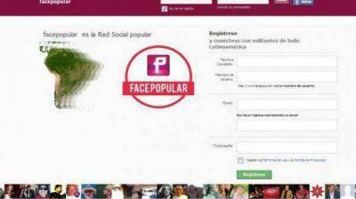 Facepopular: nace una red social Nac&Pop