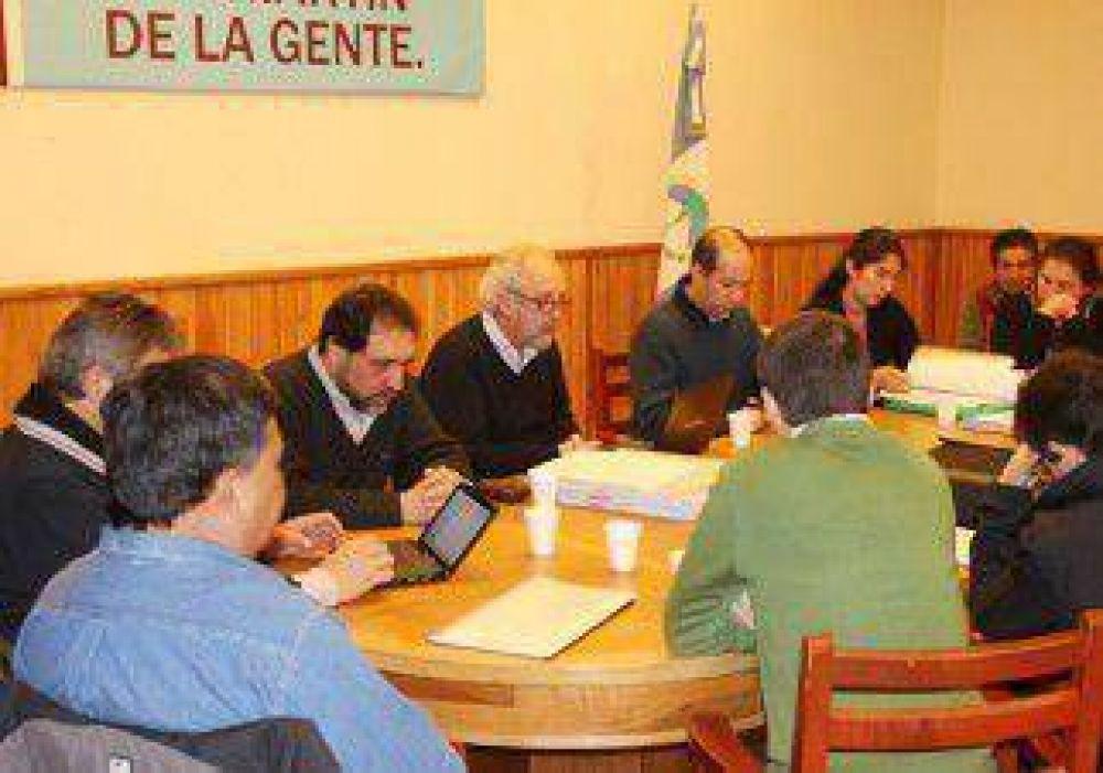 Acuerdan paritaria hasta el 2014 en San Martín