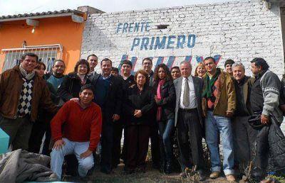 El Frente Primero Jujuy inauguró una sede en Perico