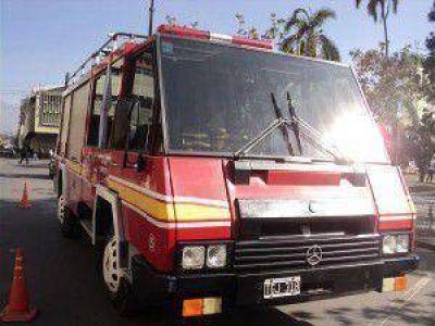 """""""En Jujuy, el gobernador que asumió nunca hizo nada por las asociaciones de bomberos voluntarios"""""""