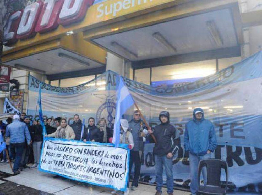 Los empresarios y los supermercadistas están a favor del descanso dominical