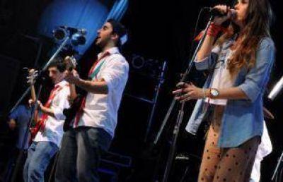 El festival con Agapornis y Luciano Pereyra tiene convenio por cuatro años
