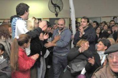 Entrevista a Agustín Etchevest, del Frente para la Victoria