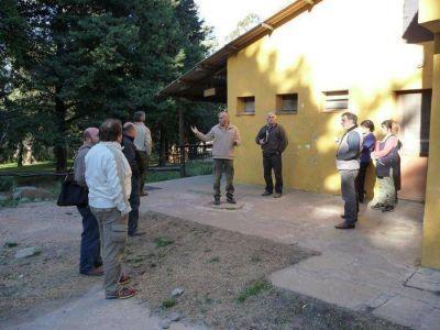 Concejales visitaron el Parque Provincial