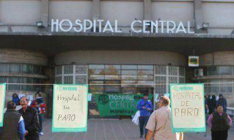 """El Gobierno niega aumentos salariales para la Salud y ATE entra en """"alerta y movilización"""""""