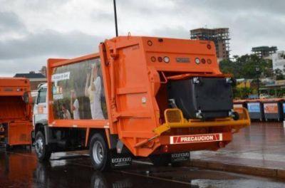 El paro dejar� sin recolecci�n de residuos a Posadas