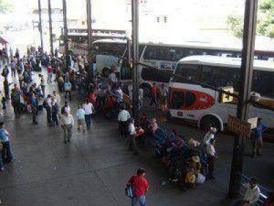 """Desde la Cámara de Transporte de Jujuy sostienen que """"no hay ninguna posibilidad de que se aumenten las tarifas"""""""