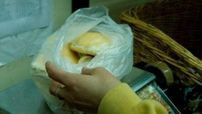La venta de pan cayó entre un 20 y un 25 por ciento