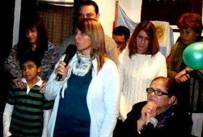 Viva Areco: Presentaron sus candidatos.